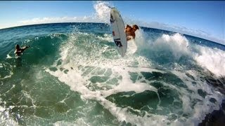 GoPro HD: John John Florence & Friends Take Flight
