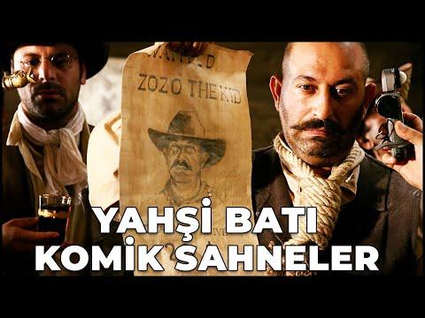 Yahşi Batı - En Komik Sahneler | Türk Komedi Filmi