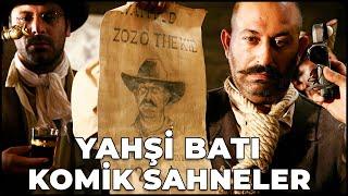 Yahşi Batı - En Komik Sahneler  Türk Komedi Filmi