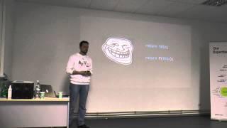 Aspect-Oriented Programming (AOP) in .NET. Юрій Гуц