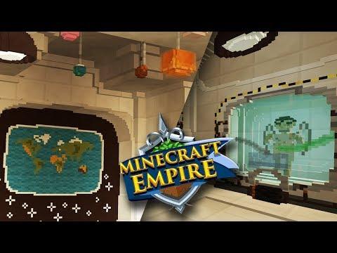 GEHEIMES LABOR + KOMMANDO ZENTRALE fast FERTIG | Minecraft Empire | Rotpilz