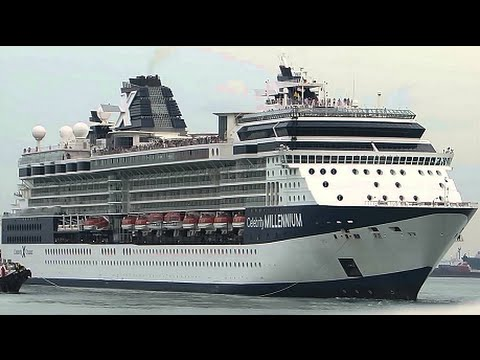 Celebrity Millennium Cruise Ship - YouTube