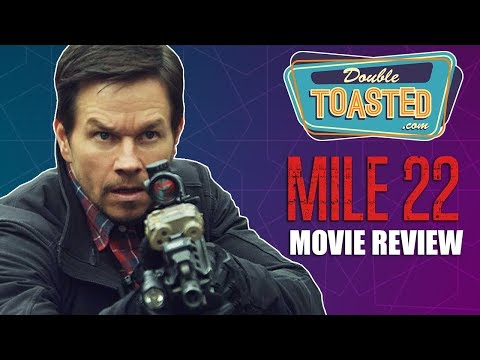 MILE 22 MOVIE REVIEW – A WASTE OF A GOOD CAST