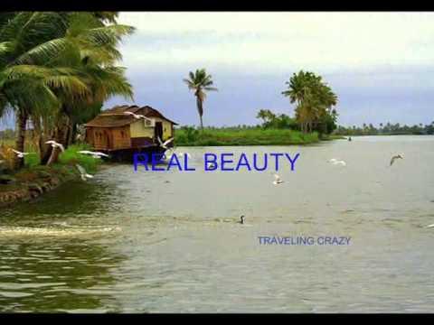 ALAPPUZHA TRAVELING CRAZY.wmv KERALA INDIA TOURISM TRAVEL