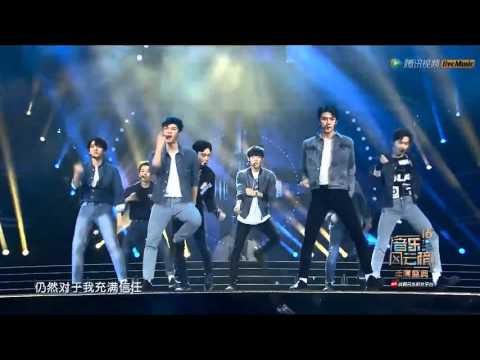 [160409] EXO - Call Me Baby @ 16th Top Chinese Music Awards