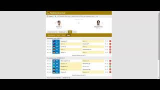 Точный прогноз на матч С Нагал Ф Вердаско и ставки ATP Лион Франция Одиночный разряд 1 16 финала