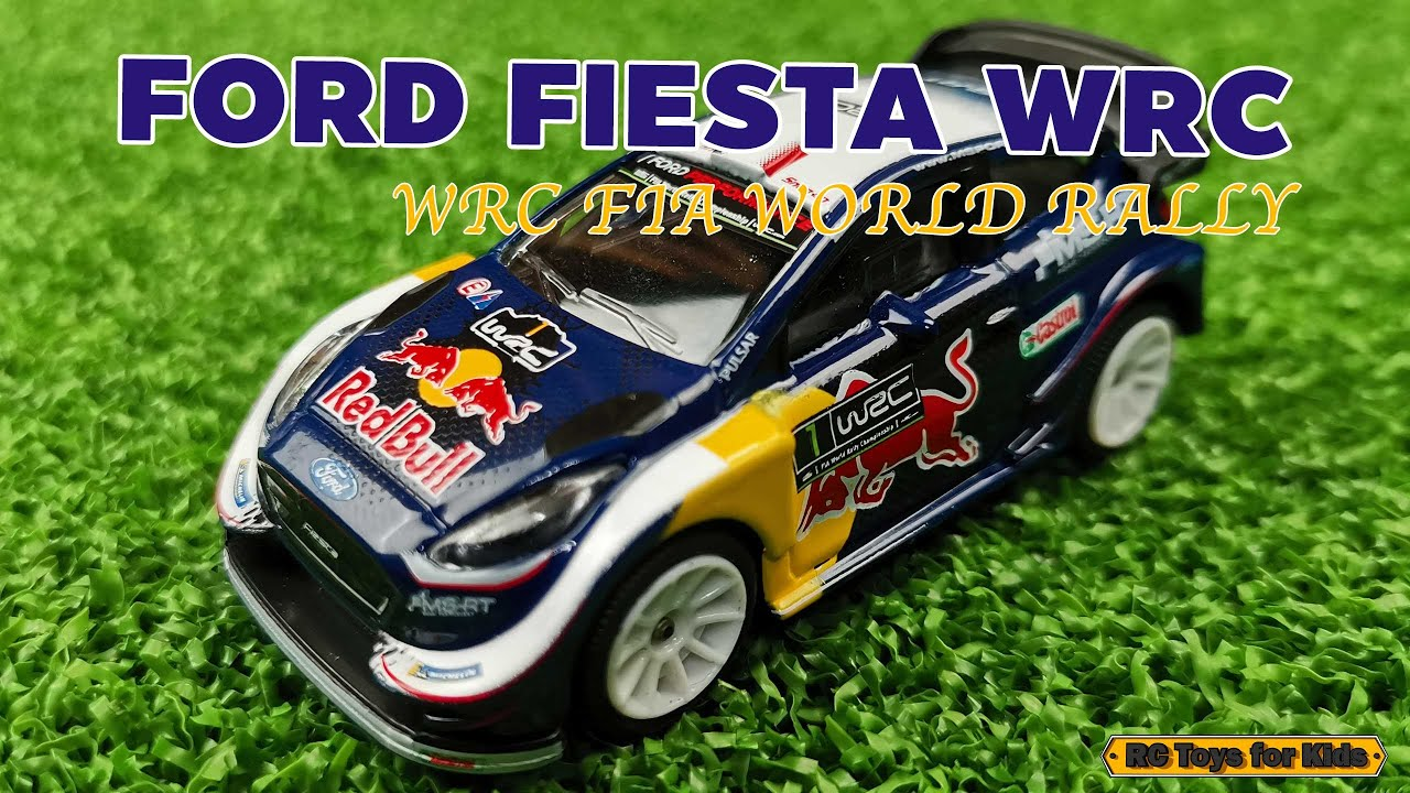FORD FIESTA WRC RC Toys for Kids