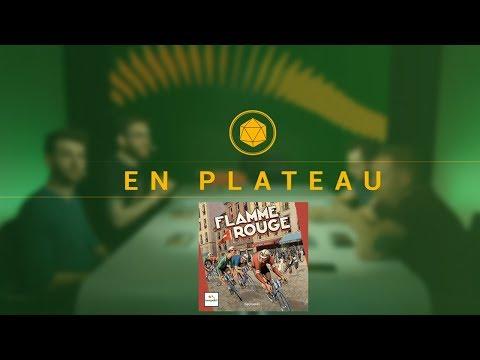 Flamme Rouge - En Plateau 15/03