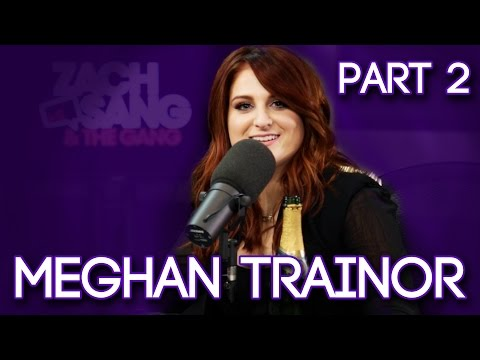 Meghan Trainor | Full Interview Part 2