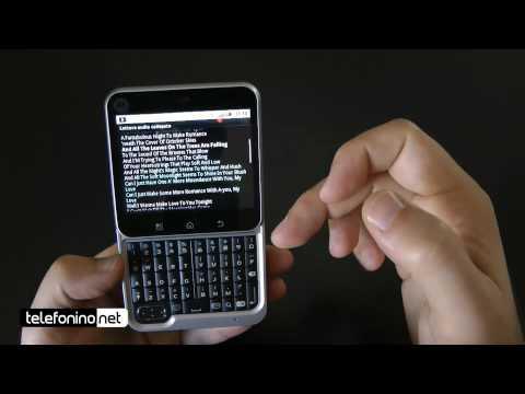 Motorola Flipout videoreview da Telefonino.net