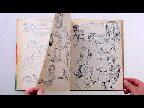 1970 62-page Robert Crumb Original Sketchbook at Heritage Auctions, November 17, 2017