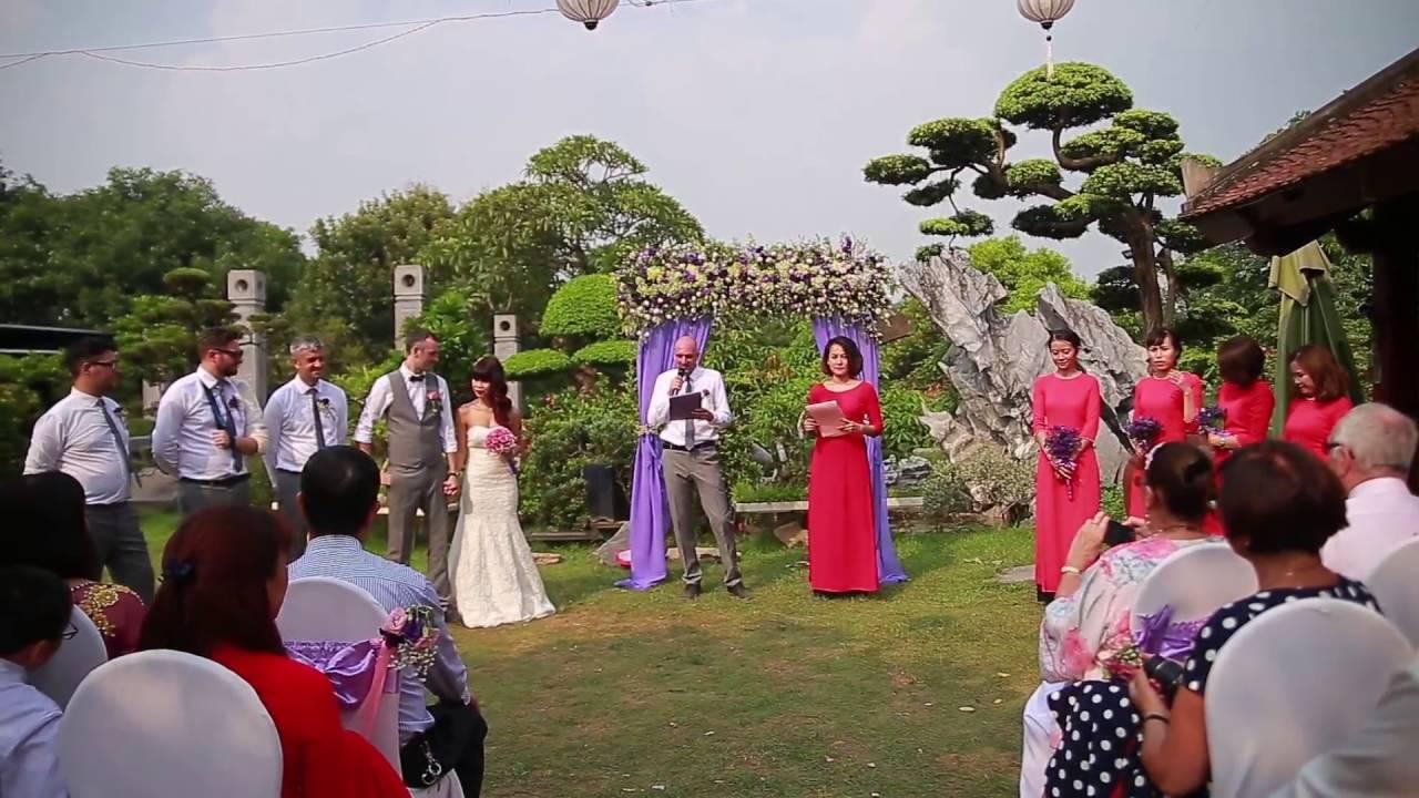 Hanh And Matthews Wedding