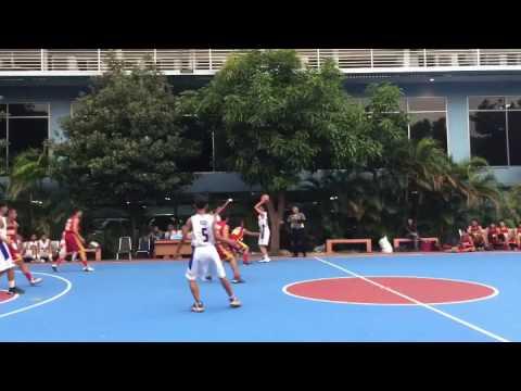 "INVIBAS 2017 Play Hard Dream Big ""SMAN 22 Jakarta vs SMAN 8 Bekasi"""