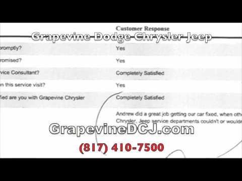 More Grapevine Chrysler Jeep Dodge Reviews