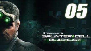 Let's Play Splinter Cell Blacklist [Deutsch/German/PC/Perfektionist] #05: Seefestung Hawkins 1