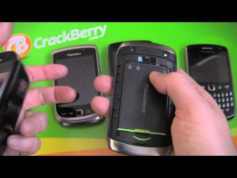 BlackBerry Curve 9380 Hardware Overview and Comparison