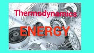 Thermodynamics energy / Internal energy