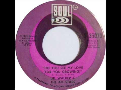 Jr Walker & the all stars.. Do you see my...