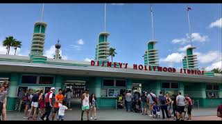 Disney's Hollywood Studios 2018 Entrance Loop (Big Band)