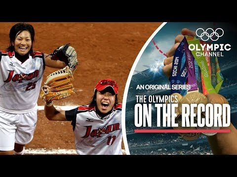 Japan Topple Softballs Champions in Beijing 2008   Olympics on the Record
