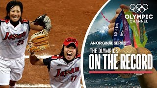 Japan Topple Softballs Champions in Beijing 2008 | Olympics on the Record