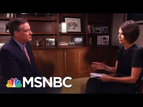 Mark Warner On Russia Investigation: We Want To Hear From Donald Trump Jr. | Kasie DC | MSNBC