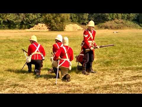 Military Odyssey 2019 - Boer War Reenactment