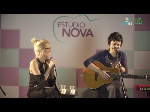 Luiza Possi entrevista Fernanda Takai ao vivo no Estúdio NOVA
