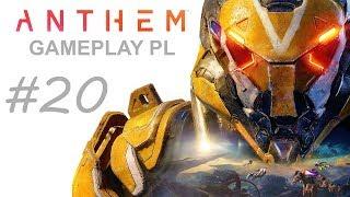 #20 ANTHEM  Gameplay PL   XBOX ONE X