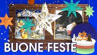 Auguri di buone feste e felice anno nuovo 2018