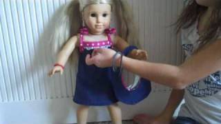 Free Online American Girl Patterns