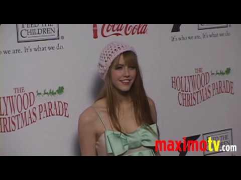 YVONNE ZIMA at The 2009 Hollywood Christmas Parade