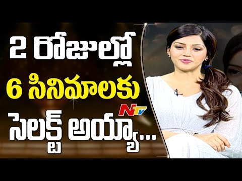 I Signed Six Films in 2 Days: Mehreen Pirzada || Raja The Great || Exclusive Interview