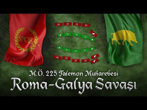 ROMA-GALYA SAVAŞI ||