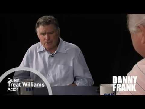 Danny Frank - Guest, Treat Williams 09.13.12