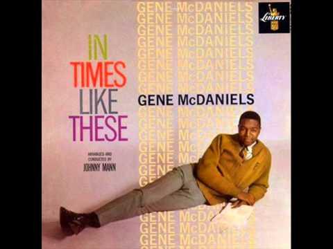 Gene McDaniels   In Times Like These   1959
