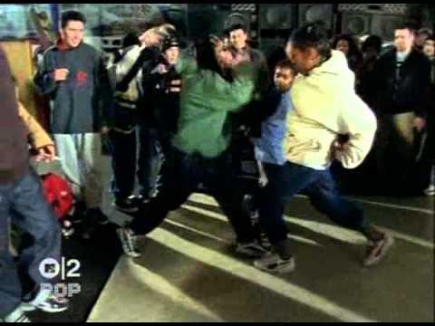 Freestylers Feat. Tenor Fly - B Boy Stance