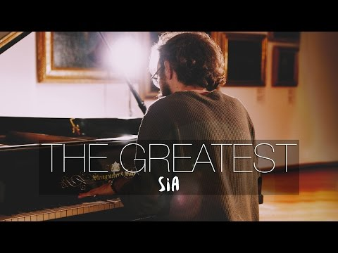 """The Greatest"" - Sia (Piano Cover) - Costantino Carrara"