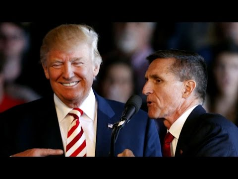 """Report: Trump told Flynn to """"stay strong"""""""