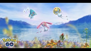 Noticias de Pokémon Go - El trío del lago en incursiones y estado salvaje
