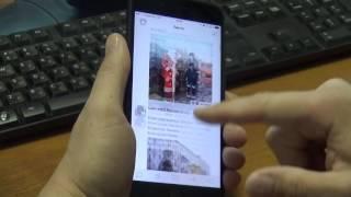 Как лагает Tweetbot на iPhone 7 Plus и iOS 10.2