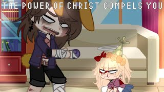 THE POWER OF CHRIST COMPELS YOU || sKiT