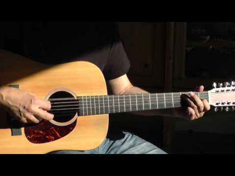 12- string Irish tune