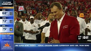 John Lynch elected to Hall of Fame