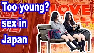 Repeat youtube video sexuality in Japan
