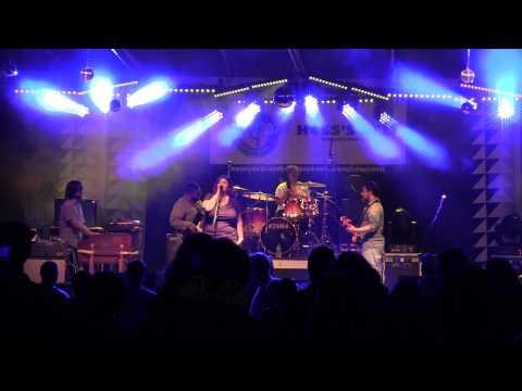Jennifer Hartswick Band - full set 8/22/13 (pro audio)