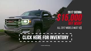 2017 GMC Sale Down | Hendrick Buick GMC Cary