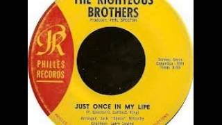 """Just Once In My Life"" - The Righteous Brothers (1964 Philles)"