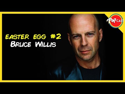 Easter EGG #2 - Bruce Willis