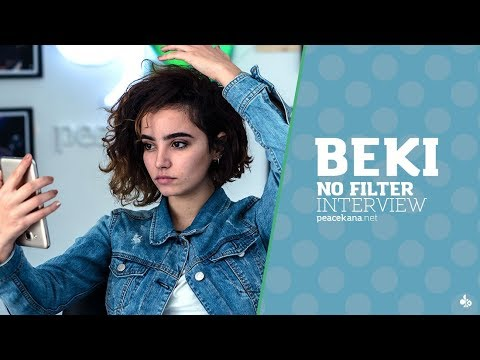 No Filter interview with BEKI